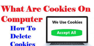 what are cookies on a computer