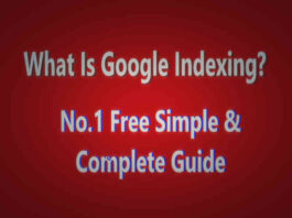 What Is Google Indexing