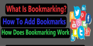 what is bookmarking