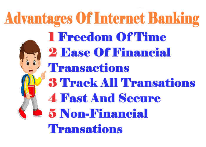What Is Internet Banking? Advantages And Disadvantages Of E-Banking Best Guide 2021